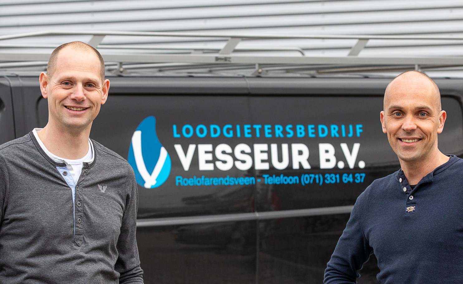 Johan van Klink & Bart Vesseur